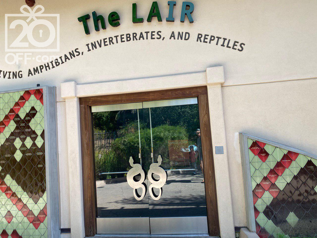 Los Angeles Zoo the Lair 2019