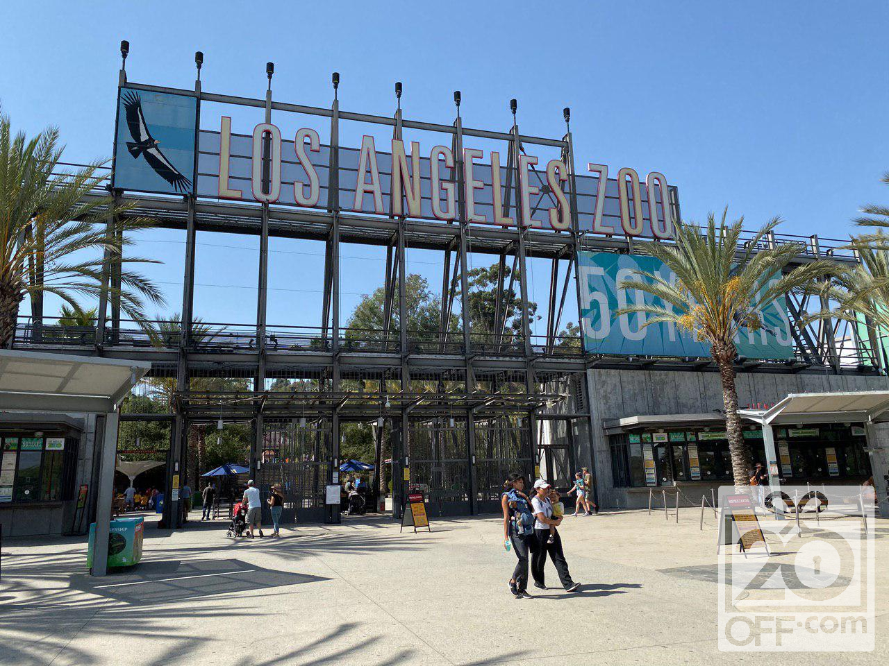 Los Angeles Zoo with Groupon Discount