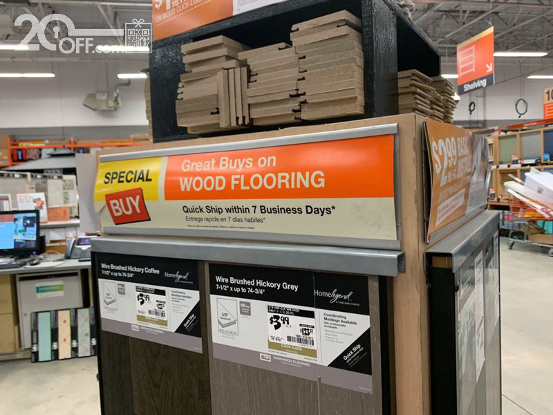 Lowe's and Home Depot Deals
