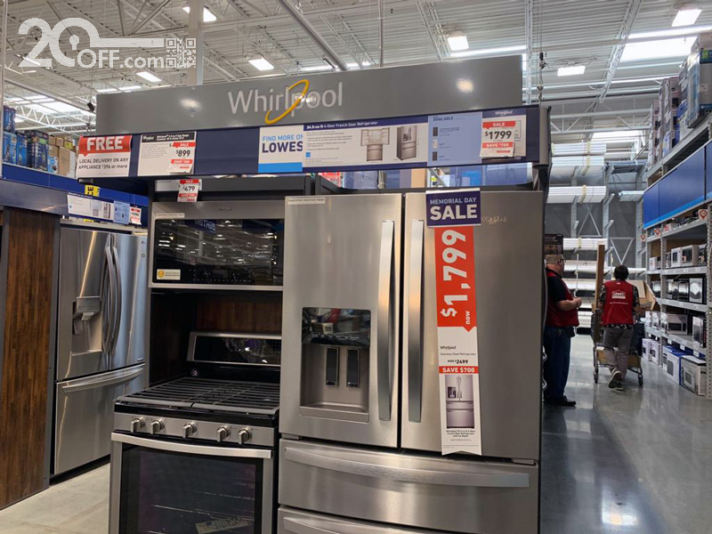 Lowes Appliances Promotions