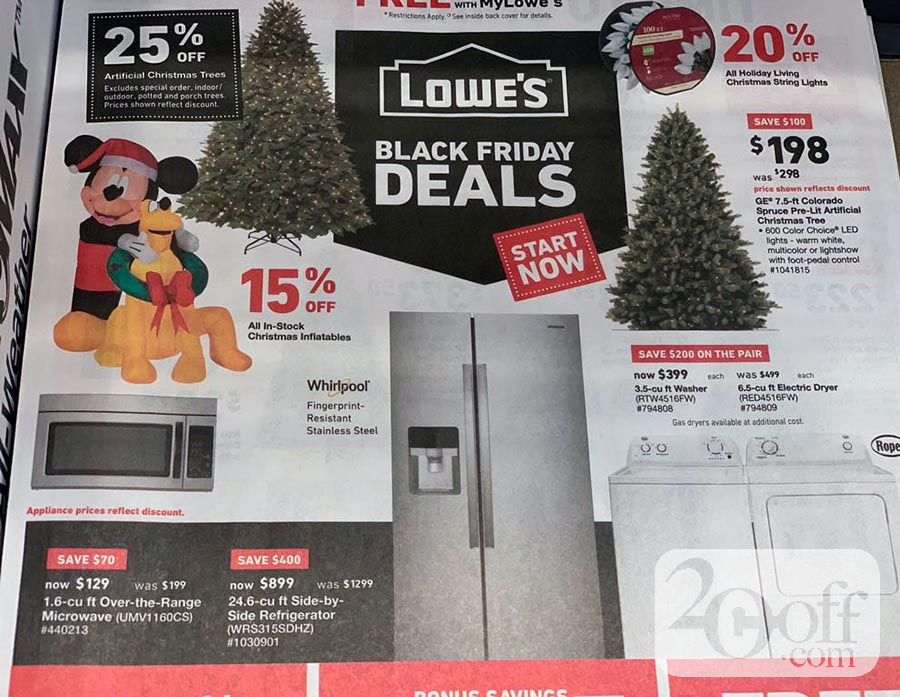 lowes black friday deals.