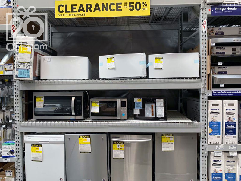 lowes clearance offers