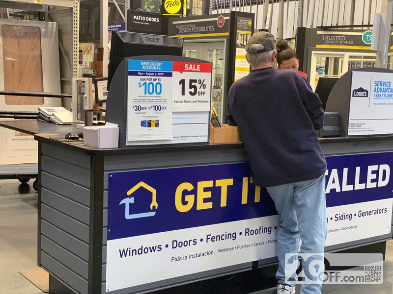Lowes Credit Card Deals