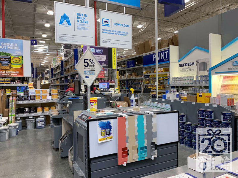 lowes discount - 5% off your purchases