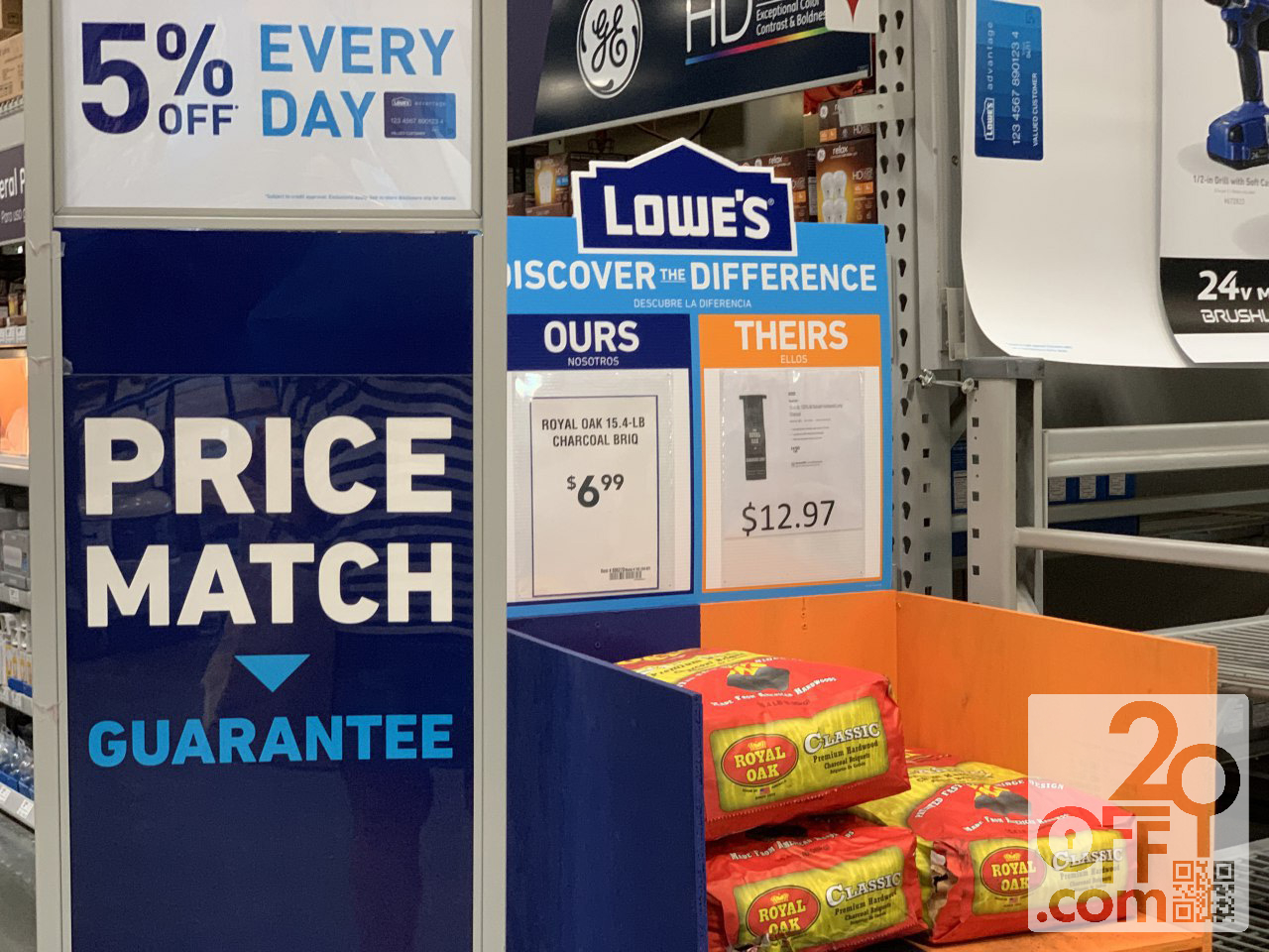 Lowes Price Match Guarantee