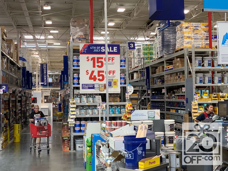 Lowes Promotion Deals