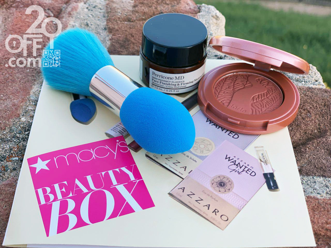 Macys Beauty Box September