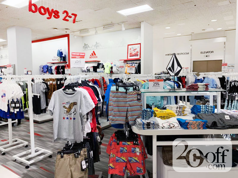 Macys Boys Clothing