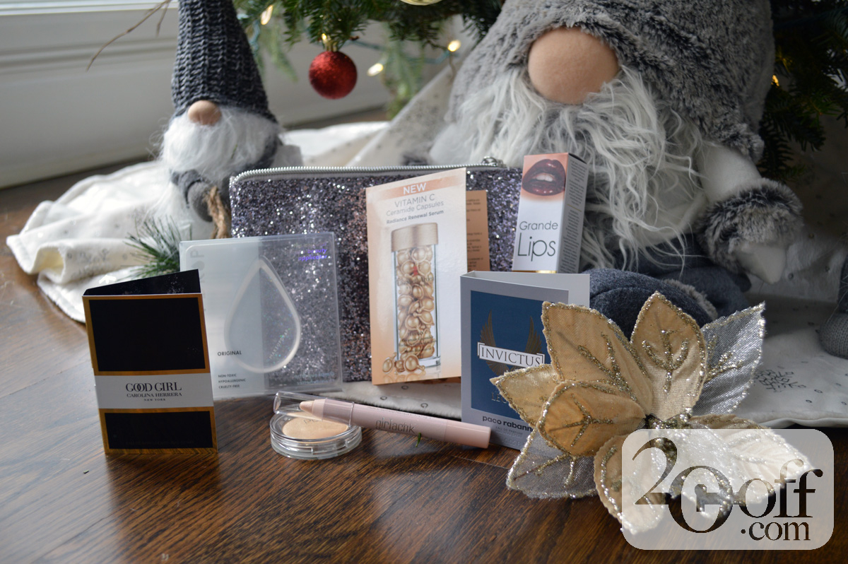 Macy's December Beauty Box Promotion