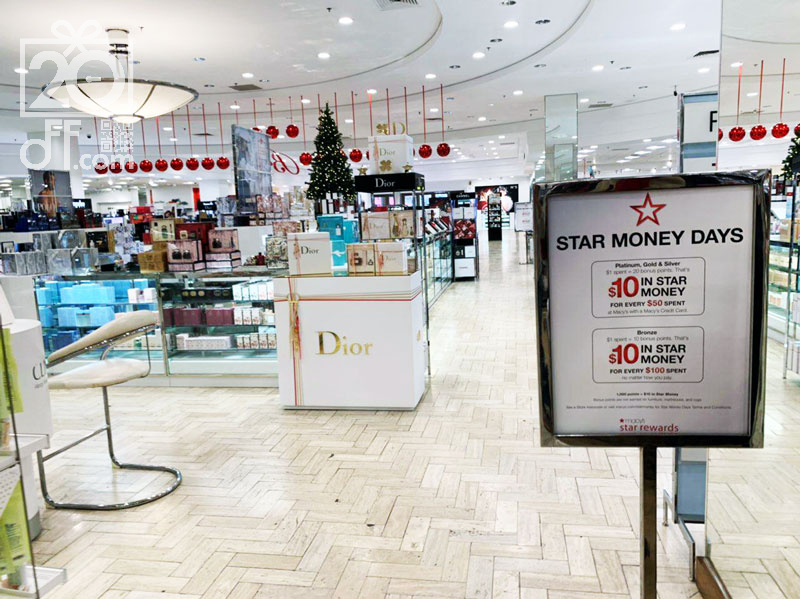 Macy's Holiday Beauty Offers