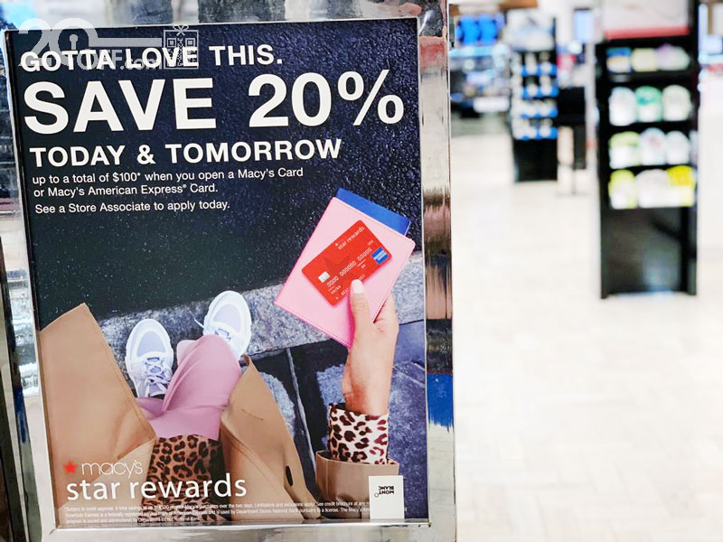 Macy's Star Rewards Promotion