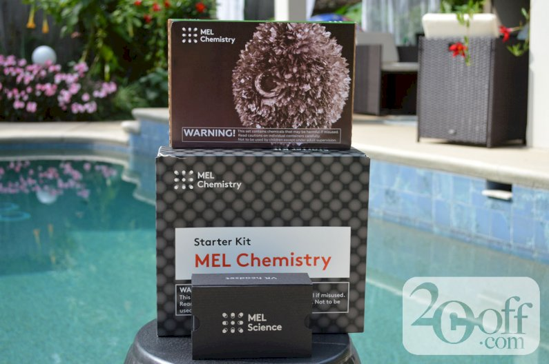 Mel Science Box Review