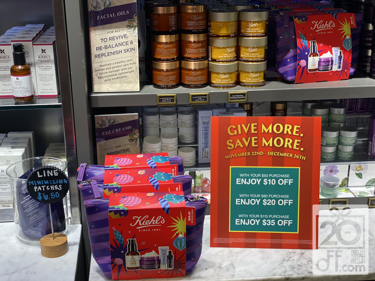 Must Have Kiehl's Products Coupons