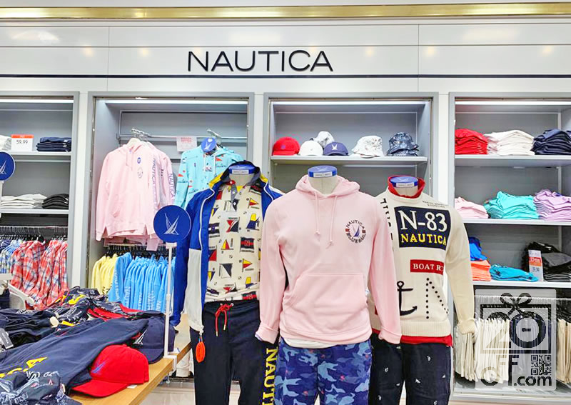 Nautica Clothing For Men