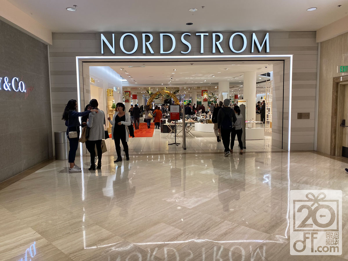Nordstrom Coupon 20off