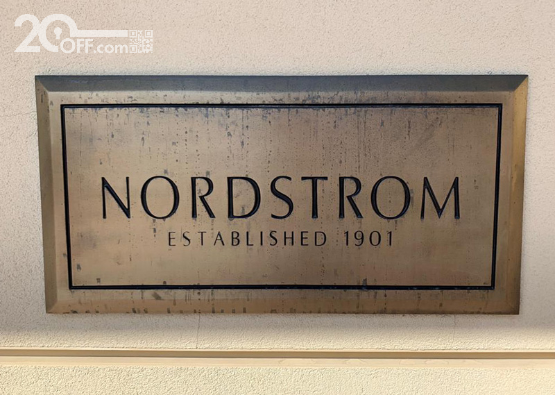 Nordstrom shopping with discounts