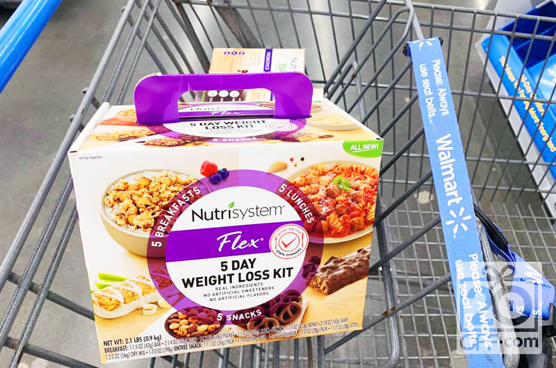 Nutrisystem 5 Day Plan From Walmart