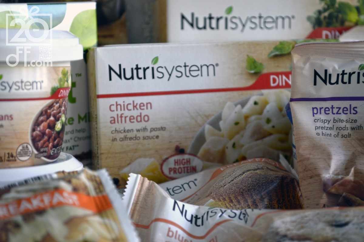 Nutrisystem Diet for Weight Loss