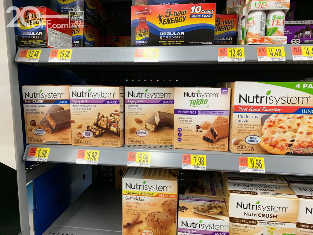 Nutrisystem Snacks & Sweets