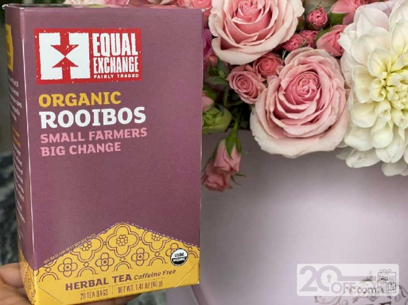 Organic Rooibos Tea from India