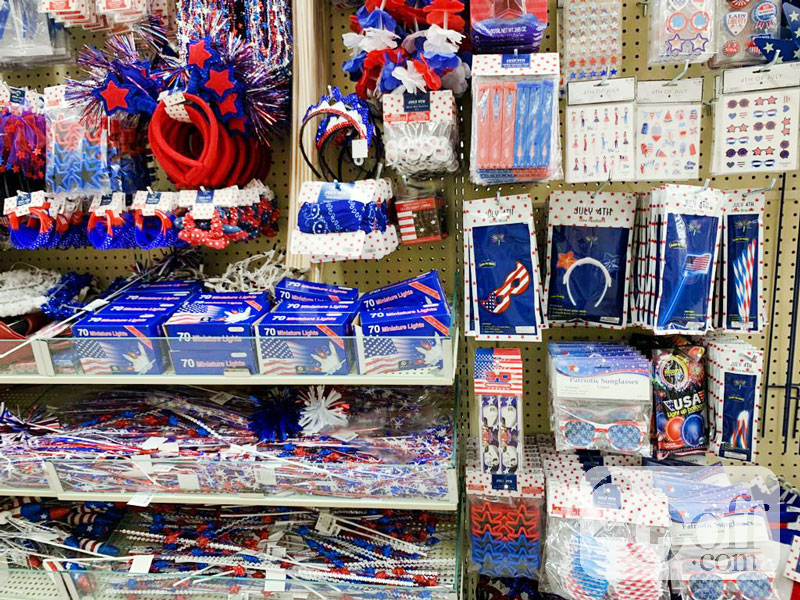 Patriotic Decor on Sale at Hobby Lobby