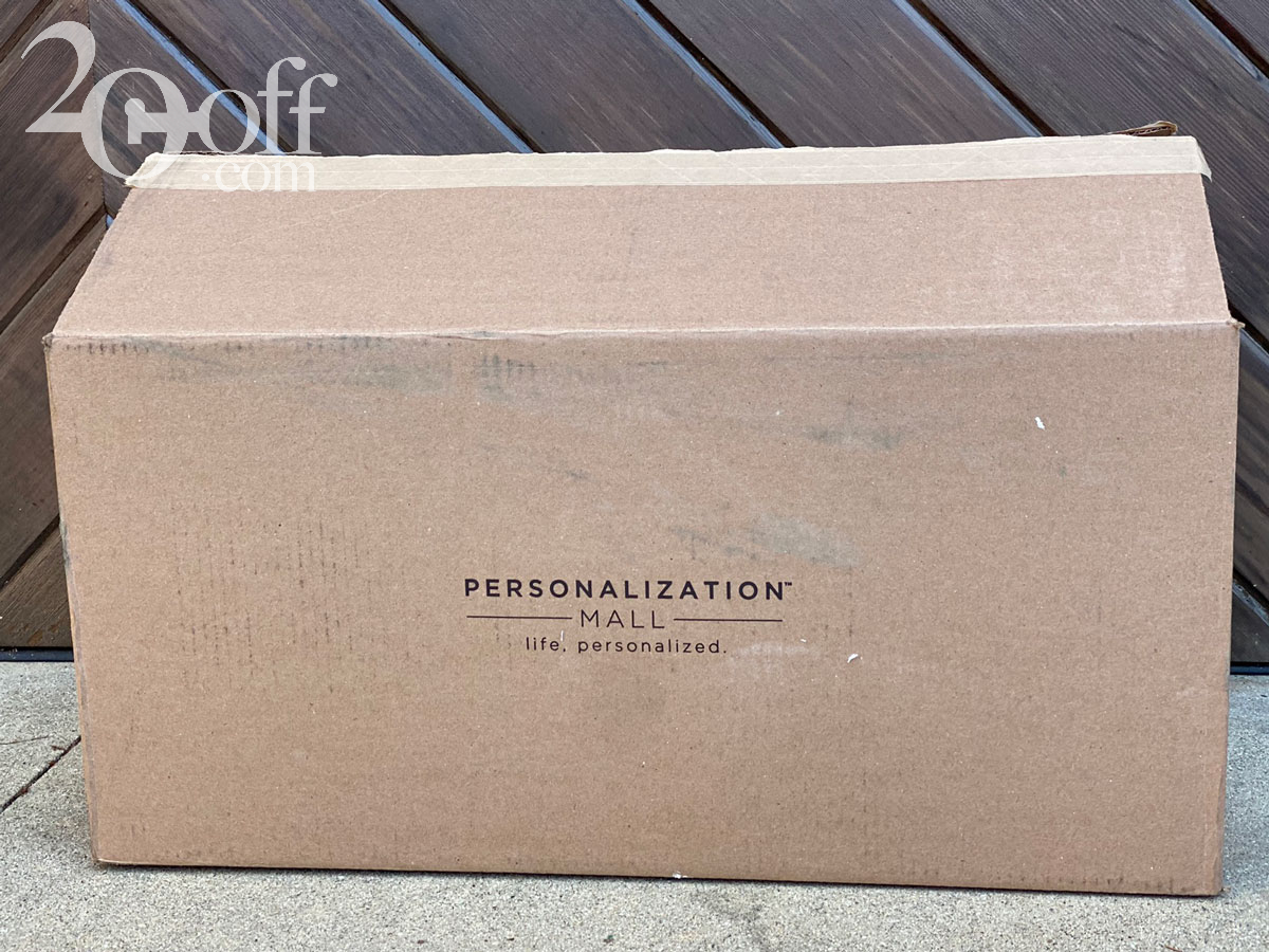 Personalization Mall Delivery Deal 20off