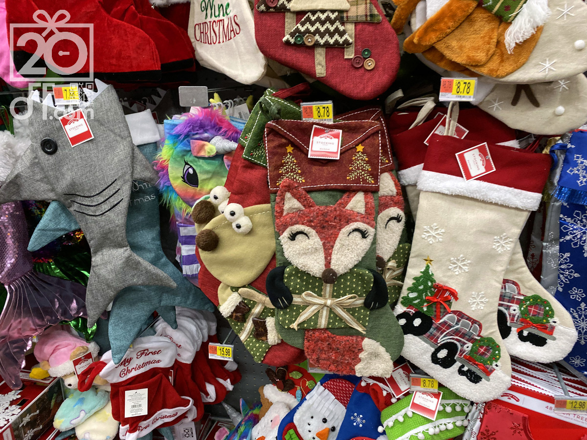 Pets Christmas Stocking