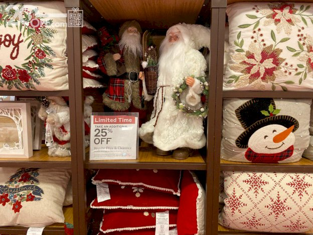 Pier 1 Christmas Decor Coupon