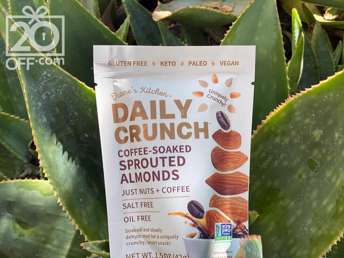 Popsugar Daily Crunch Snacks