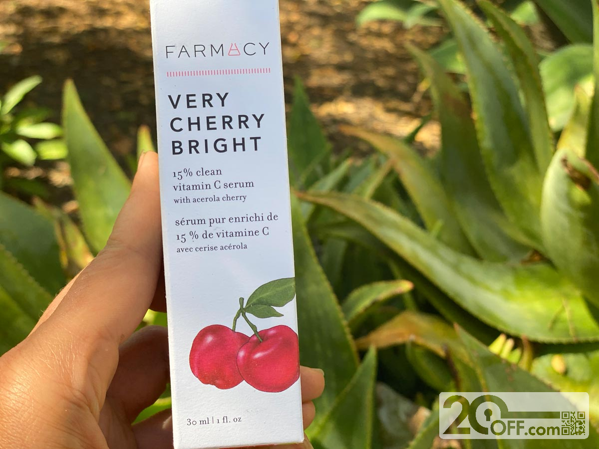 Popsugar Farmacy Very Cherry Bright