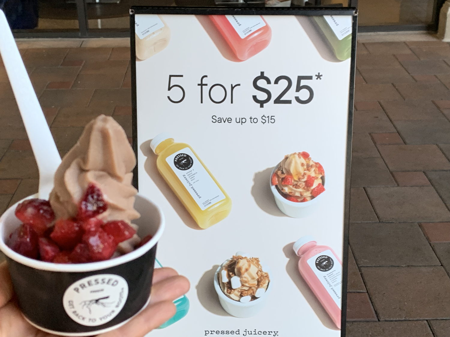 Pressed Juicery 5 for 25
