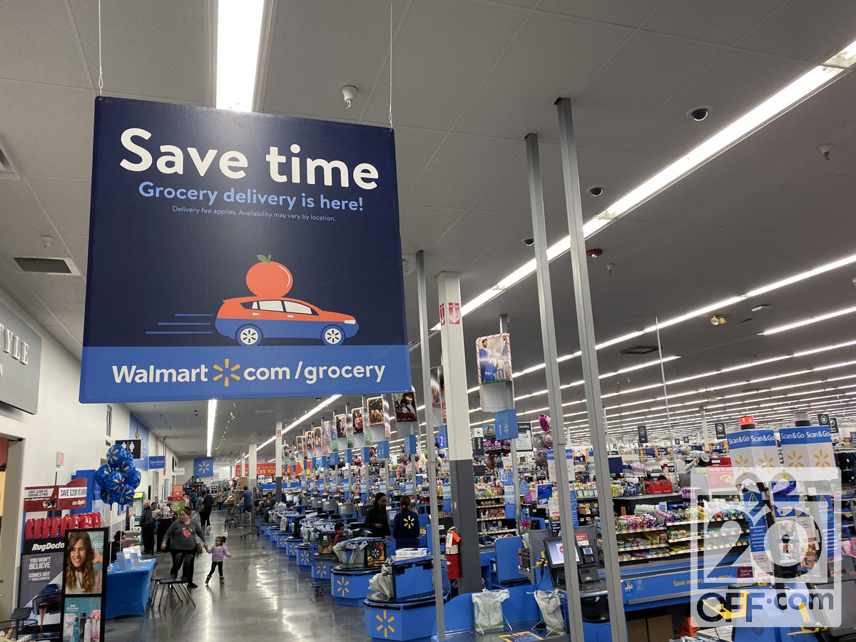 Save Time with Walmart Grocery Delivery