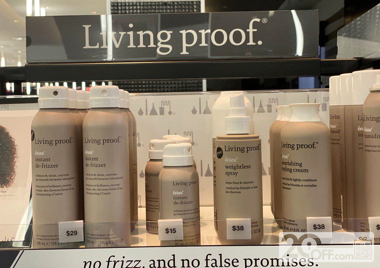 Sephora Living Proof Products