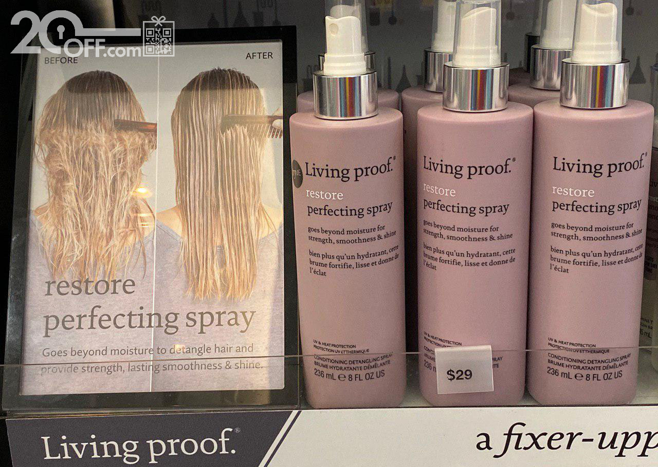 Sephora Living Proof Restore Perfecting Spray
