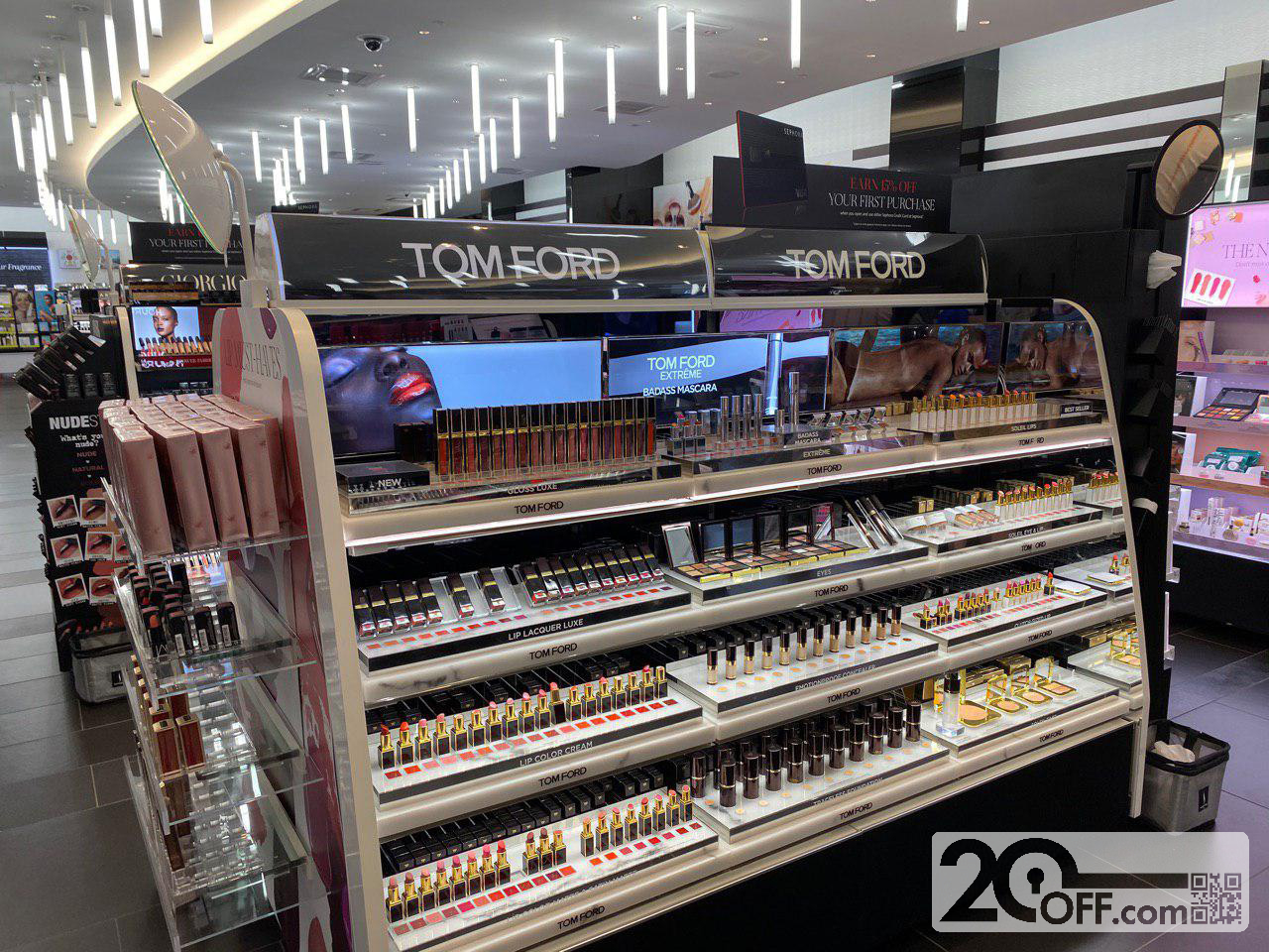 Sephora Tom Tord Coupon
