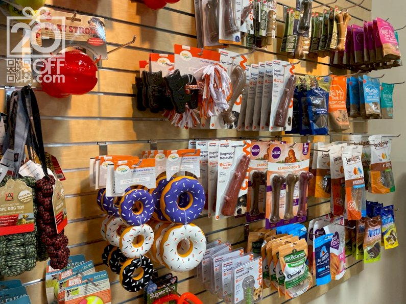 Sierra Dog toys and supplies