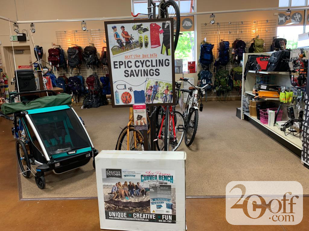Sierra Epic Cycling Savings Offer