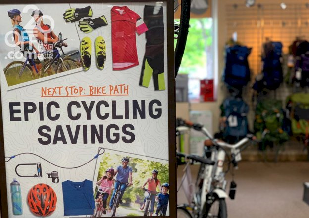 Sierra Epic Cycling Savings