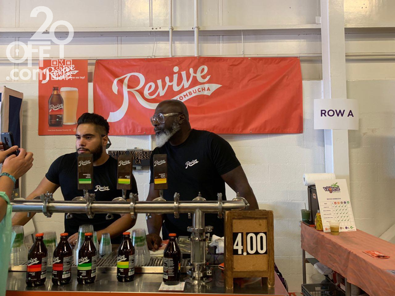 SoCal Vegan Fest 2019 Revive
