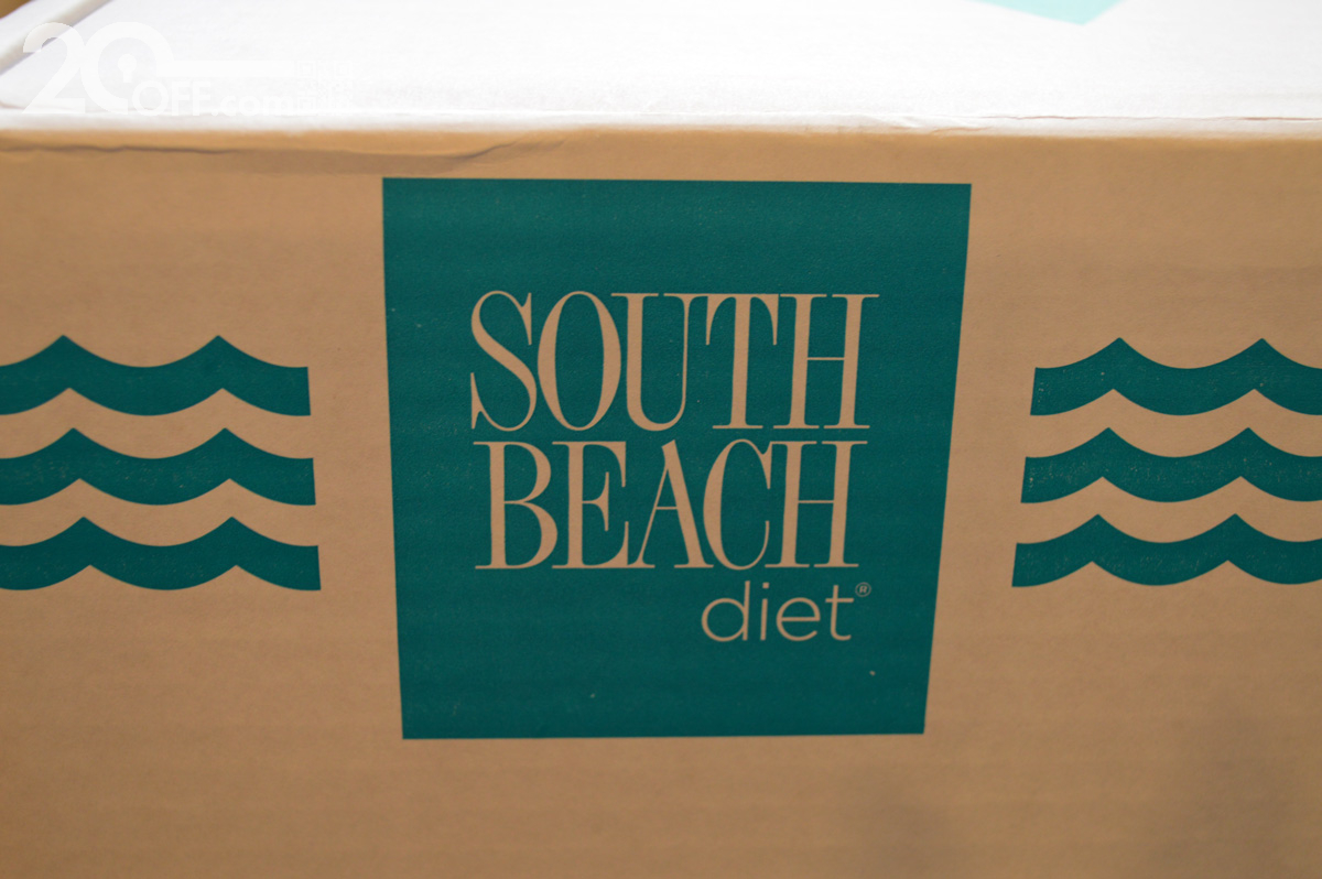 South Beach Diet Box