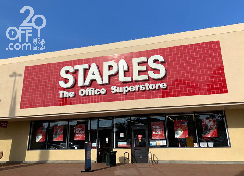 Staples the office superstore image