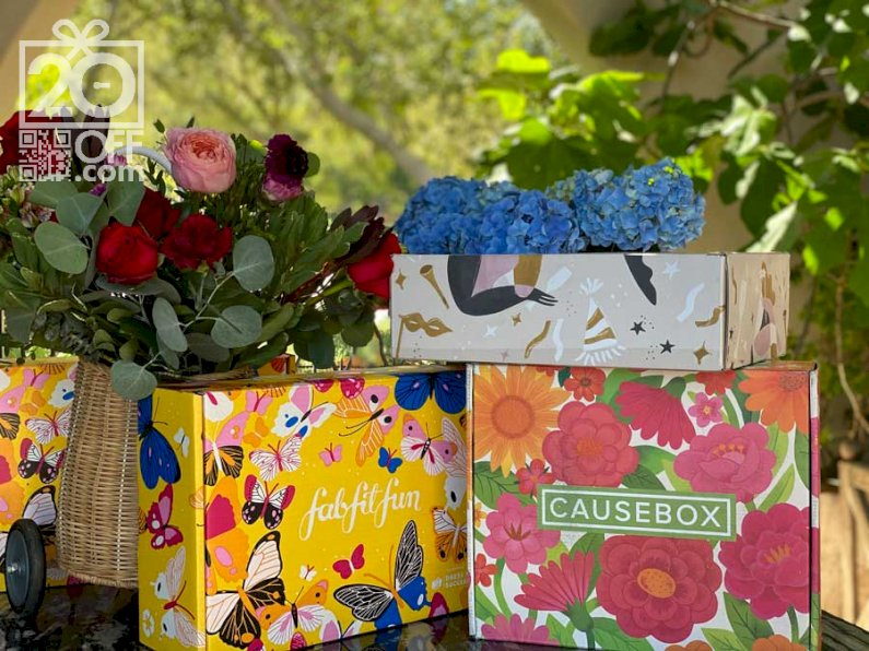 Subscription Boxes to Impress Her