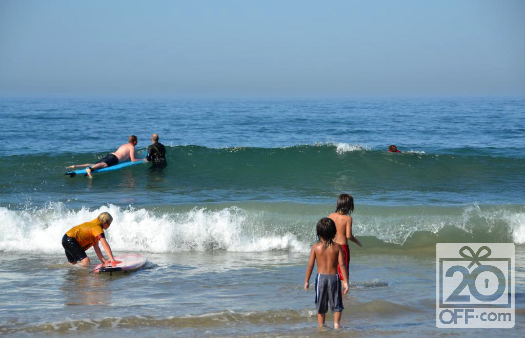 Surf Lessons - Groupon