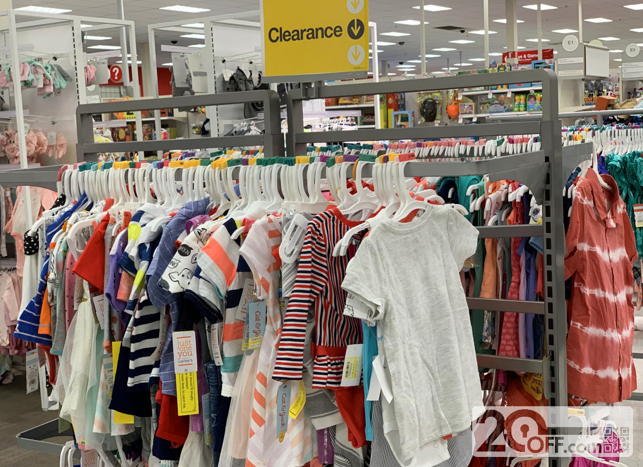 Target Kids Clothing Clearance