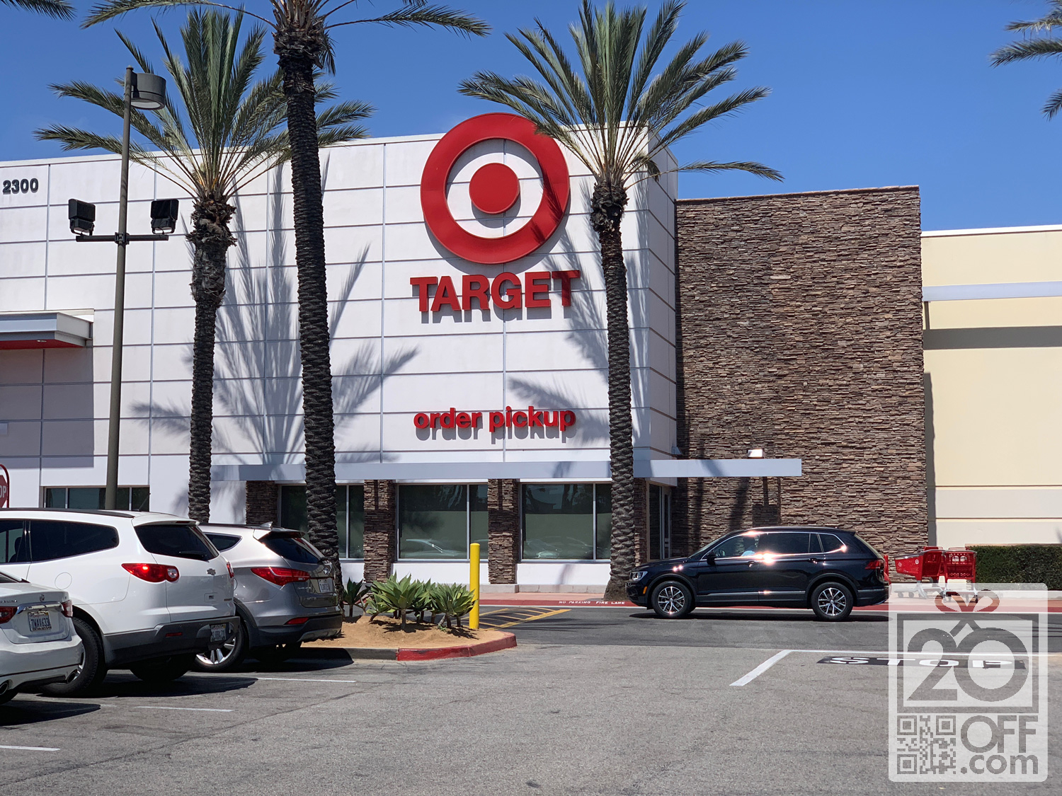 Target's Car Seat Event