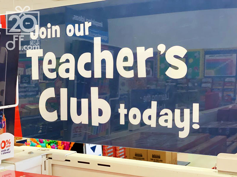 Teachers Club Offers
