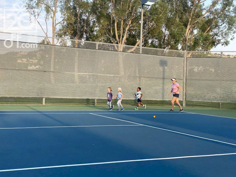Tennis Lessons with Kids