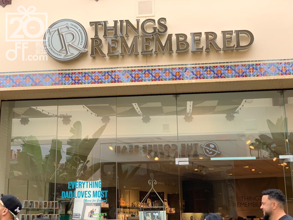 Things Remembered Stores