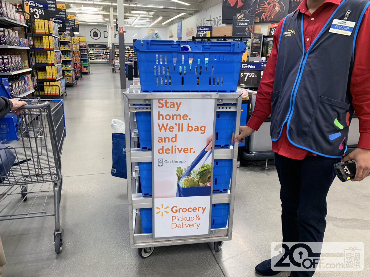 Tips for Walmart Grocery Pickup and Delivery