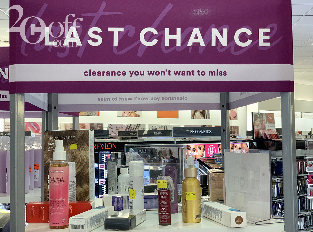 Ulta Clearance Products